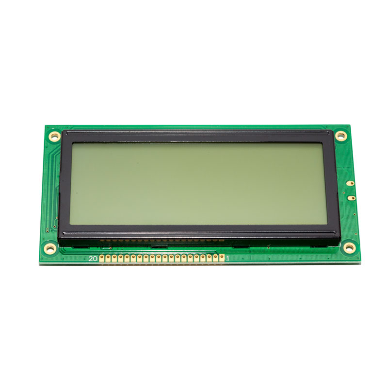 "4"" LCD Display 192 x 64, KS0107+KS0108 Black on White"