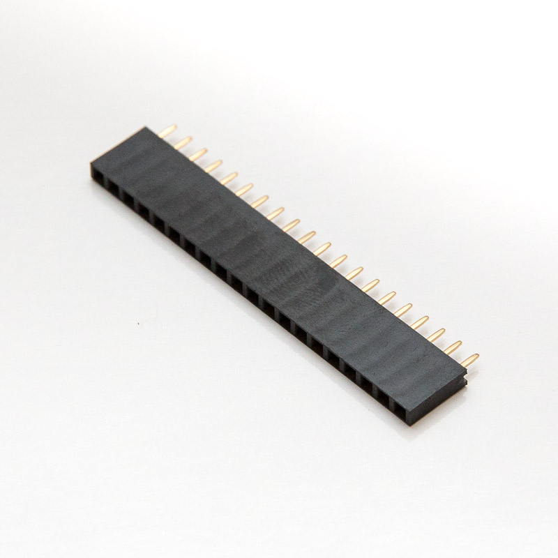 20-pin Female Header Strip
