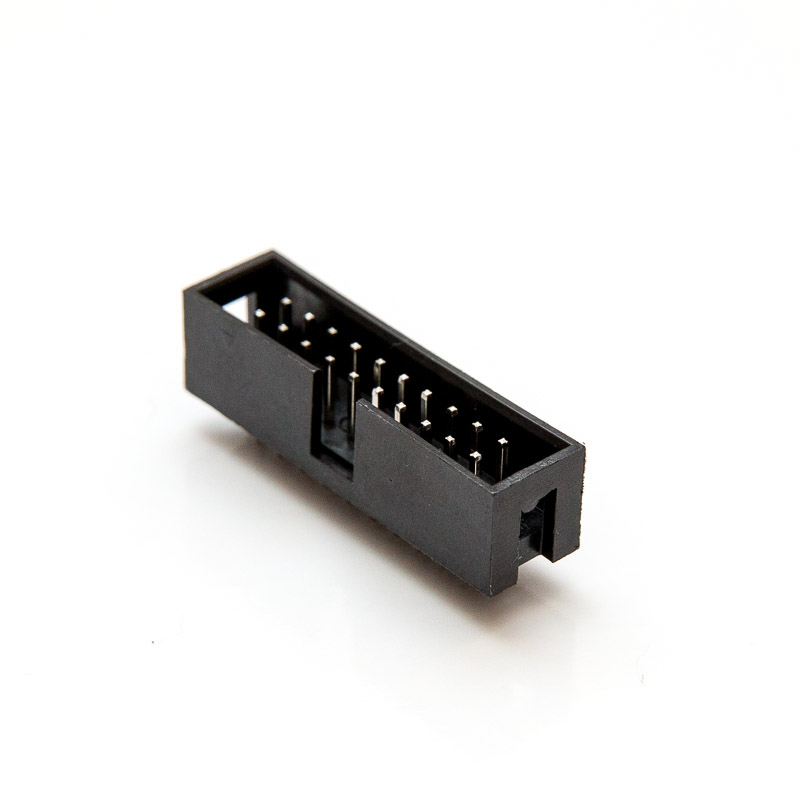 20-pin PCB-mounted Male IDC connecto