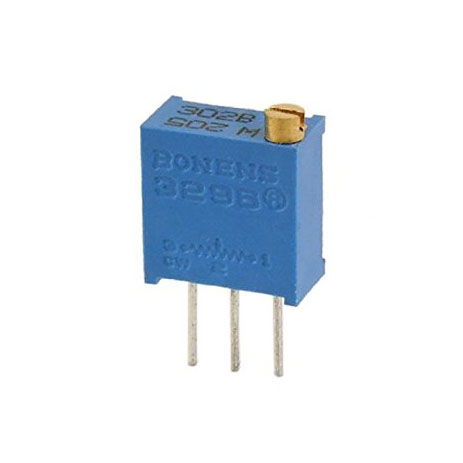 10K Trimer Potentiometer 3296W